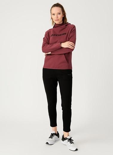 Skechers Sweatshirt Bordo